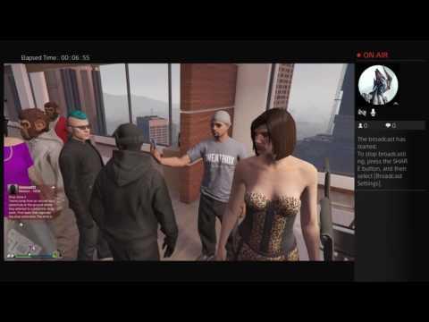 Grand Theft Auto Five | Adventures Online