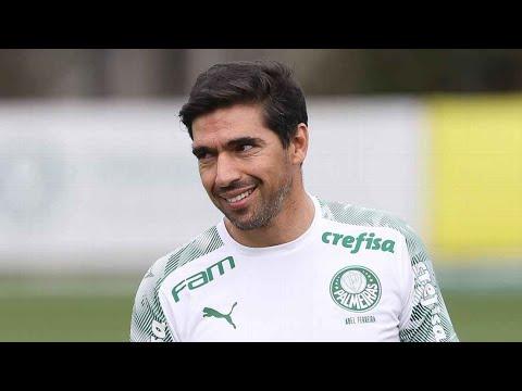 PALMEIRAS AO VIVO! Abel Ferreira fala após Palmeiras 3 x 0 Ceará na Copa do Brasil