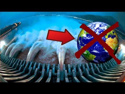 NASA: Maior Barragem do Mundo da China, Está Afetando a Rotação da Terra?