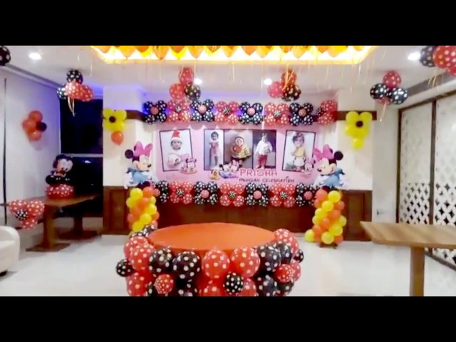 wardhan kitchen birthday party khoobsurat event
