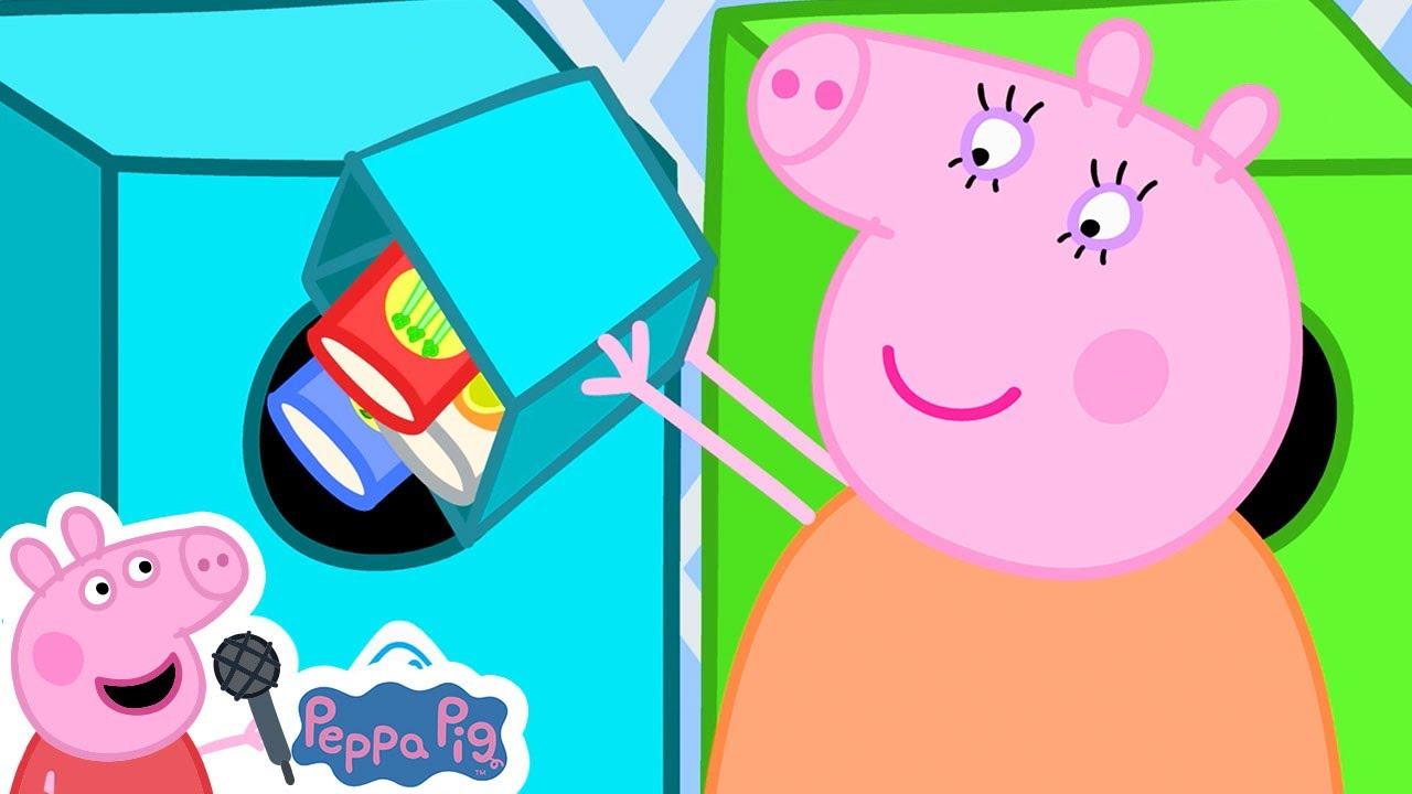 Recycling Day - Recycling Song | Peppa Pig Songs | Peppa Pig Nursery Rhymes & Kids Songs