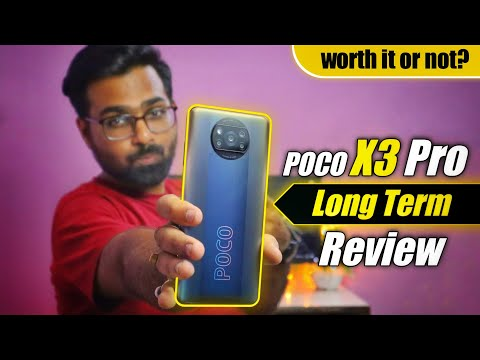 Poco X3 Pro Long Terms Review | Is it the best phone under 20000 now? [ Naxon Tech ]