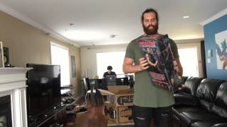 Our Social Media Guy and Big Boy Toys - Video Diary