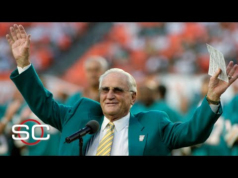 Mike Ditka Calls Don Shula One Of The Best Coaches Of All Time | SportsCenter