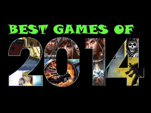Top 10 (or 15) Games of 2014