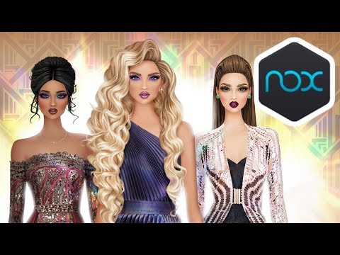 How To Download / Play Covet Fashion Dress Up Game On PC Using NoxPlayer / Keyboard Mouse Mapping
