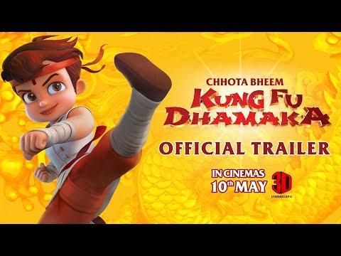 Chhota Bheem Kung Fu Dhamaka Theatrical Trailer