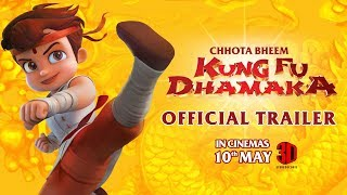 Chhota Bheem Kung Fu Dhamaka Theatrical Trailer In Cinemas 10 May