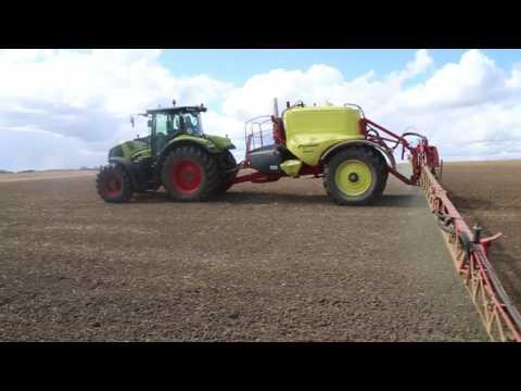 IT tehnoloogia on jõudnud ka traktoritesse