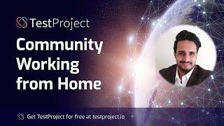 Community Working From Home | Prashant Hegde