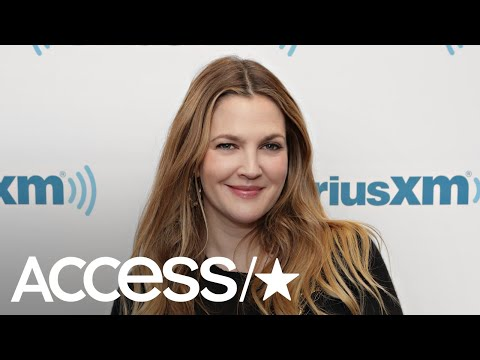 Drew Barrymore Recalls Flashing Letterman During Visit To Stephen Colbert's 'Late Show' | Access
