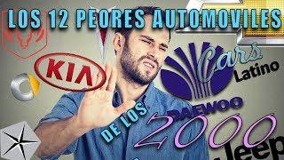 Gambar cover Los 12 Peores Automóviles de los 2000's (Parte 1) *CarsLatino*