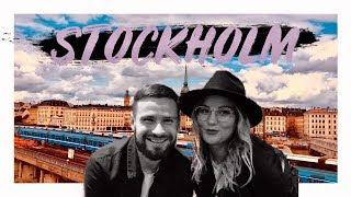 Land of Meatballs and Fika | STOCKHOLM | 🇸🇪SWEDEN🇸🇪 | TRAVEL VIDEO 4K