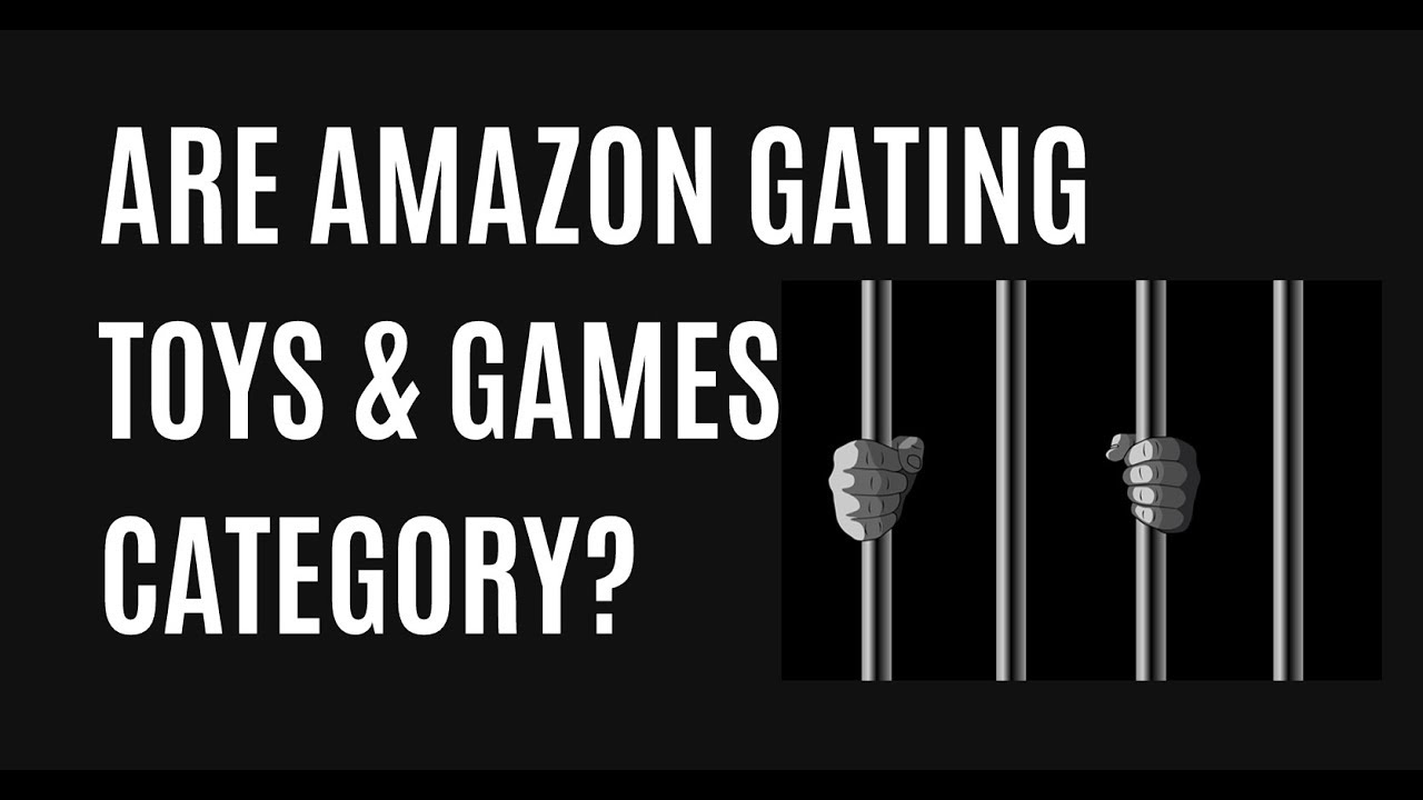 what is amazon gated categories