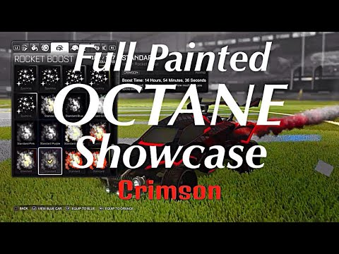 Full Painted Octane Showcase