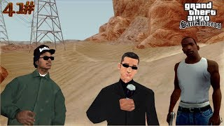 Grand theft auto San Andreas episodul 41(Evadarea de pe Vapor)