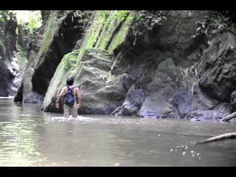 The secret canyon at Peninsular Malaysia