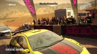 Video recensione di Colin McRae Dirt 2 per Mac