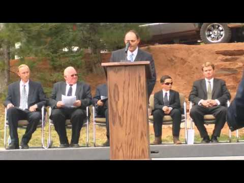 2015 Hildale and Colorado city Flood Memorial. Video 1 of 2