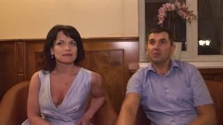 ОТЗЫВ ОБ ОРГАНИЗАЦИИ СВАДЬБЫ от свадебного агентства Kulikova Event Agency