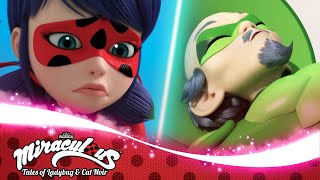 MIRACULOUS | 🐞 MIRACLE QUEEN - The new guardian of the miraculous 🐞 | Tales of Ladybug and Cat Noir
