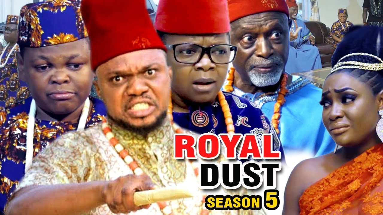 Download ROYAL DUST (SEASON 5) - Ken Erics | New Movie | 2019 Latest Nigerian Nollywood Movie