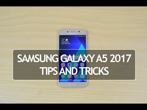 Samsung Galaxy A5 2017 (New Touchwiz UI) Tips and Tricks