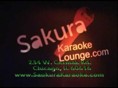 Sakura Karaoke Lounge Commercial
