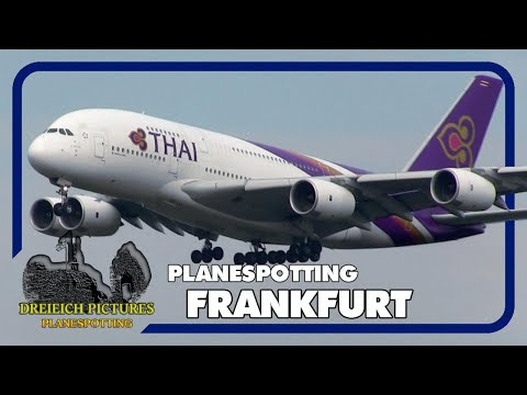 Planespotting Frankfurt Airport | September 2017 | Teil 2