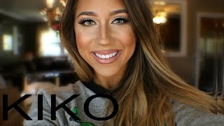 First Impressions/Haul | KIKO Cosmetics !
