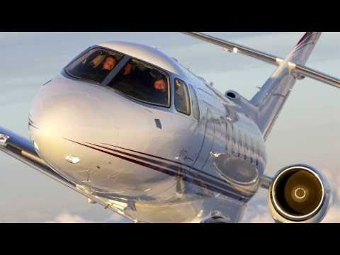 Hawker 800 video from JetOptions Private Jets