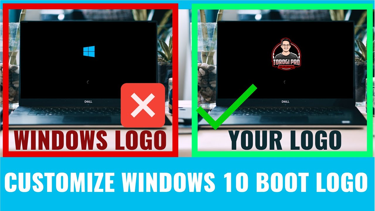 Download Replacing Windows 10 boot Logo with your Logo