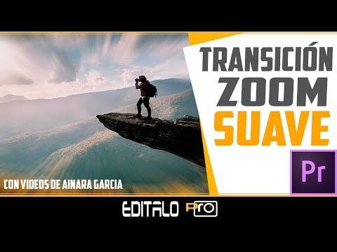 🛠Cómo crear fácilmente una Transicion Zoom Suave