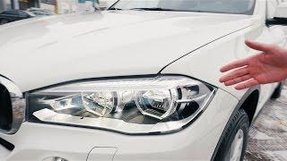 BMW X5 F15 - ПОСЛЕ ТРЕХ ЛЕТ ЭКСПЛУАТАЦИИ! 3.0d 249 Л.С