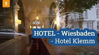 HOTEL - Wiesbaden - Hotel Klemm