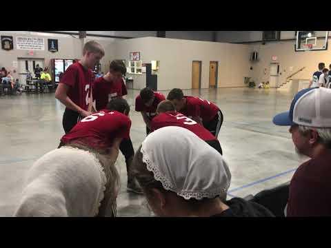 Cold Springs Mennonite School vs. Enoree varsity basketball part 4