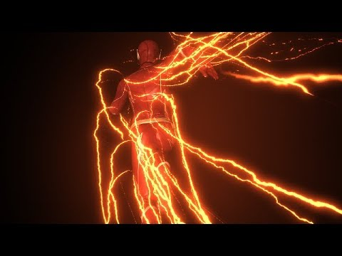 Crimsoned Renz -The Flash Effects and CGI Re-Cap