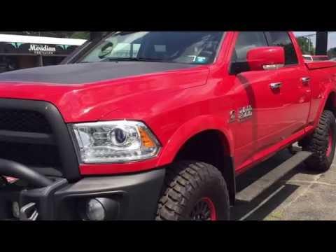 AEV 2016 Dodge Ram 2500 AEV Prospector 6.7 Cummins Diesel