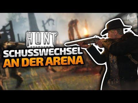 Der Kampf Um Die Arena - ♠ Hunt: Showdown ♠