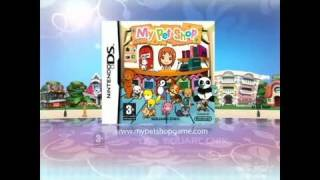 My Pet Shop Nintendo DS Trailer - Care Trailer