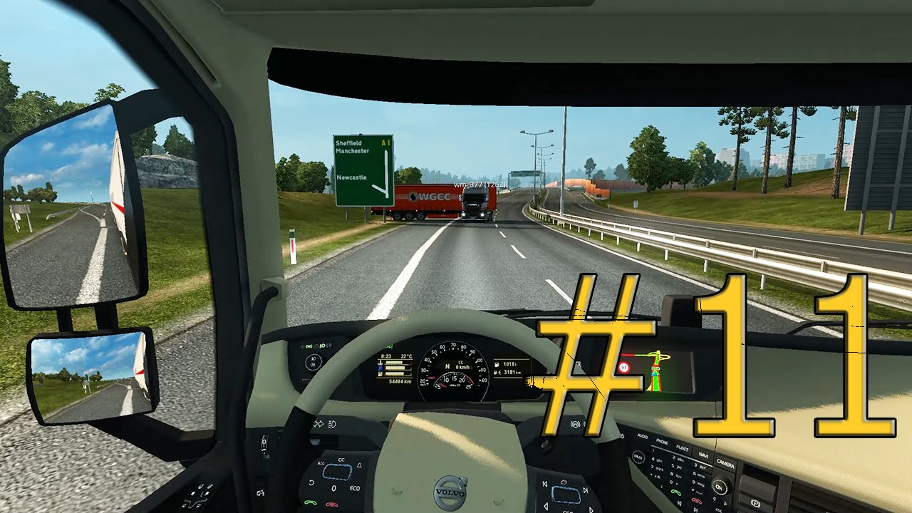 how to play euro truck driver multiplayer