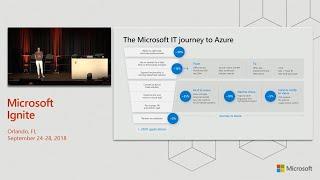 Application modernization with Microsoft Azure - BRK1071