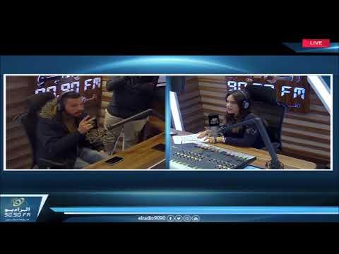 محمود حجازي يفجر مفاجأة تحول شخصية ' طارق ' في أبو العروسة   الراديو بيضحك مع فاطمة مصطفي