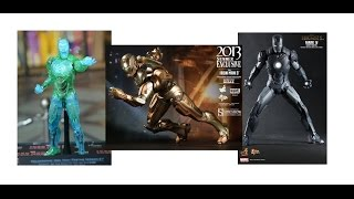 Budget Stark - Top 10 most expensive Iron Man figures by Hot Toys