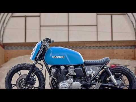 Best of 2017 🏍 cafe racers | modified