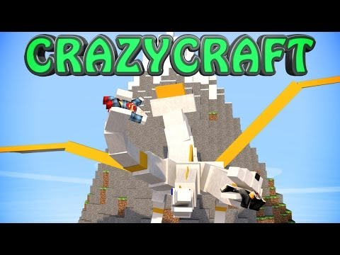 "Minecraft | CrazyCraft - OreSpawn Modded Survival Ep 94 - ""KING BOSS BATTLE"""