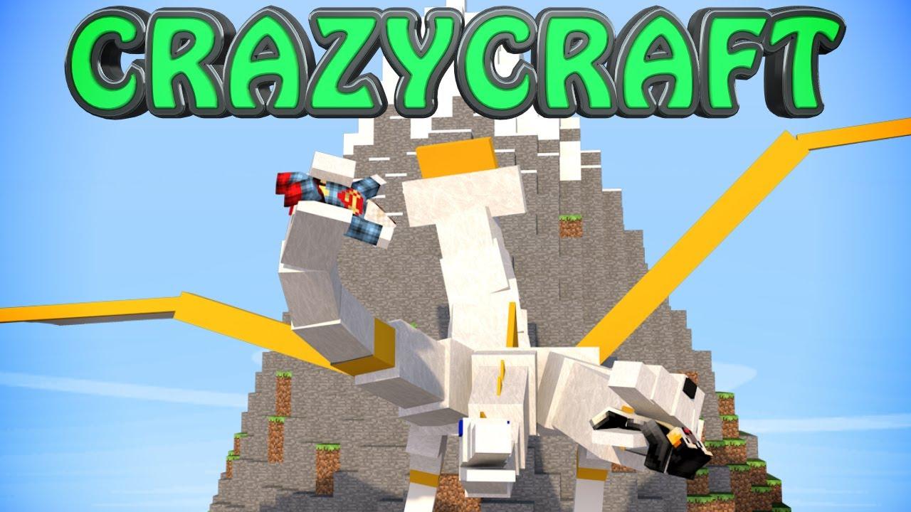 Minecraft crazycraft orespawn modded survival ep 94 quot king boss