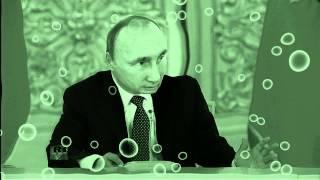 Владимир Путин - РЕПТИЛОИД!!!!