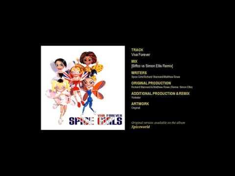 YORKSTER REMIXES: Spice Girls - ''Viva Forever'' [biffco vs simon ellis remix]