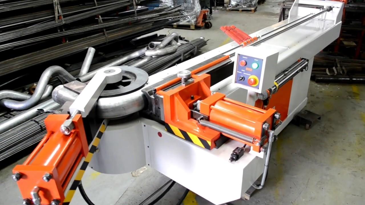 Dt2 d dobladora de tubos aluminio 4 5 pulgadas youtube - Tubo de aluminio ...